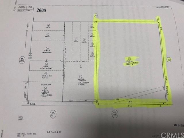 0 Vac/Cor Avenue S/210 Ste, Palmdale, CA 93591 (#PW19035291) :: The Laffins Real Estate Team