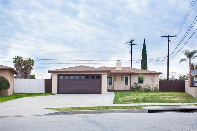 2338 W Walnut Cree Parkway, West Covina, CA 91790 (#TR19035274) :: The Marelly Group | Compass