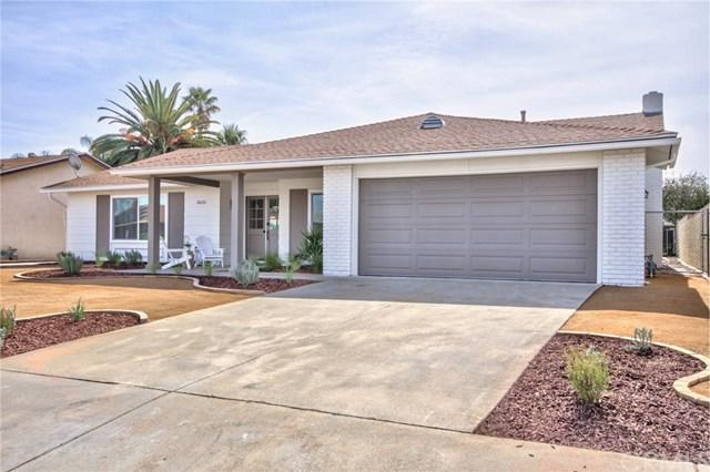 26151 Crestone Drive, Menifee, CA 92586 (#SW19034607) :: The Laffins Real Estate Team