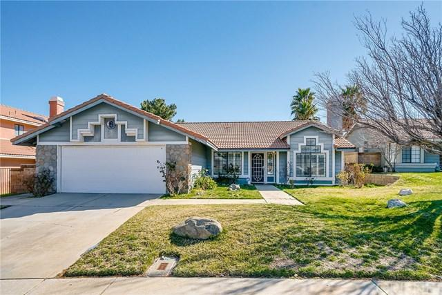 40522 Peonza Lane, Palmdale, CA 93551 (#SR19033644) :: The Laffins Real Estate Team