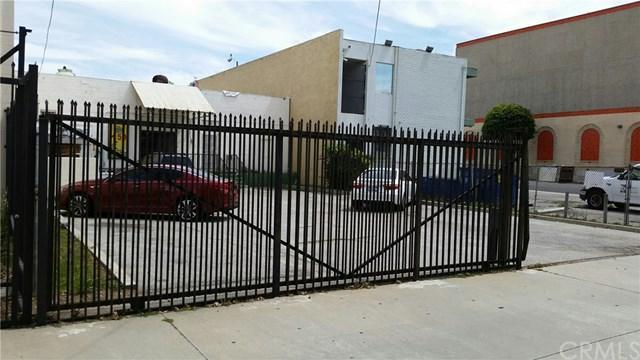 253 S La Brea Avenue, Inglewood, CA 90301 (#DW19035400) :: The Laffins Real Estate Team