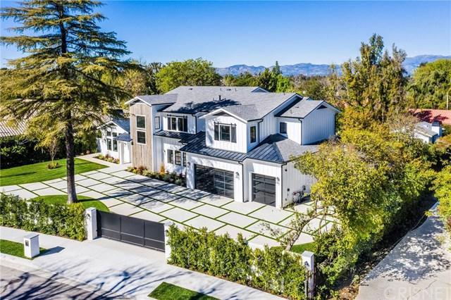 19173 Wells Drive, Tarzana, CA 91356 (#SR19024720) :: The Laffins Real Estate Team