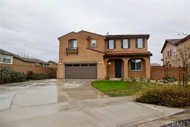 16439 Rosa Linda Lane, Fontana, CA 92336 (#DW19035543) :: The Laffins Real Estate Team