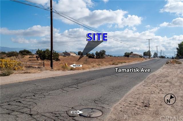 0 Tamarisk Ave, Hesperia, CA  (#OC19035552) :: The Marelly Group | Compass