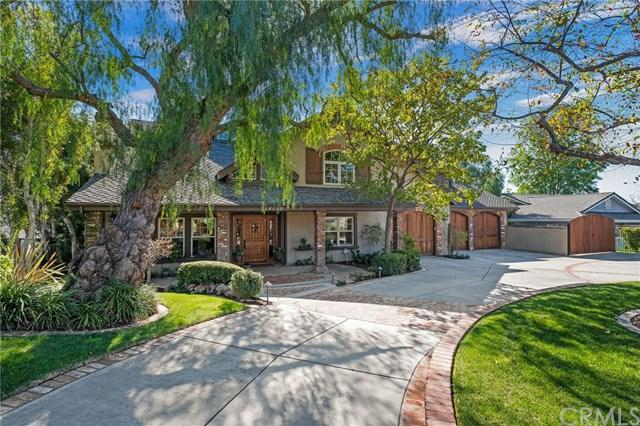 18550 Lookout Dr., Yorba Linda, CA 92886 (#PW19024859) :: Zilver Realty Group
