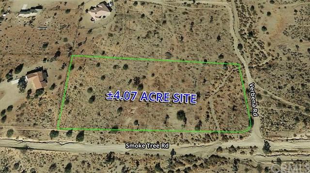 0 Smoke Tree Road, Oak Hills, CA 92344 (#OC19035926) :: The Laffins Real Estate Team