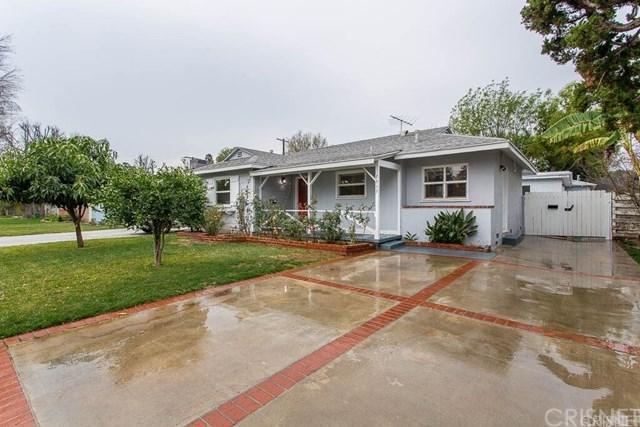 7313 Rubio Avenue, Lake Balboa, CA 91406 (#SR19035363) :: Team Tami