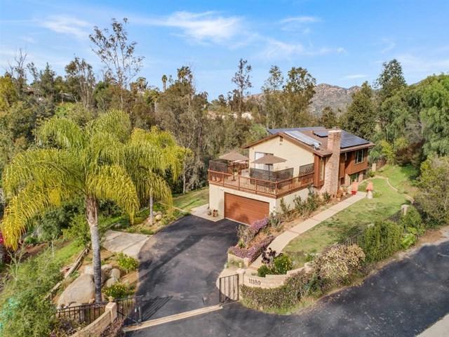 11189 Valle Vista, Lakeside, CA 92040 (#190008809) :: The Laffins Real Estate Team