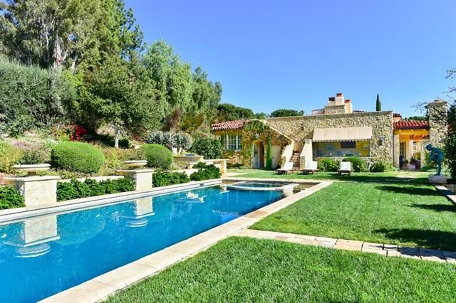 6020 El Camino Del Norte, Rancho Santa Fe, CA 92067 (#190008744) :: The Laffins Real Estate Team