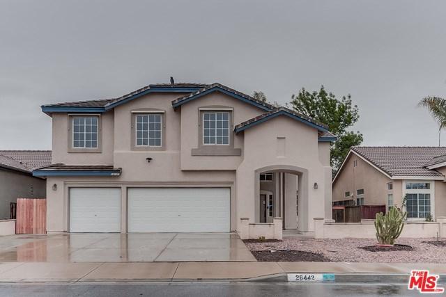 26442 Saint Michel Lane, Murrieta, CA 92563 (#19433978) :: The Laffins Real Estate Team