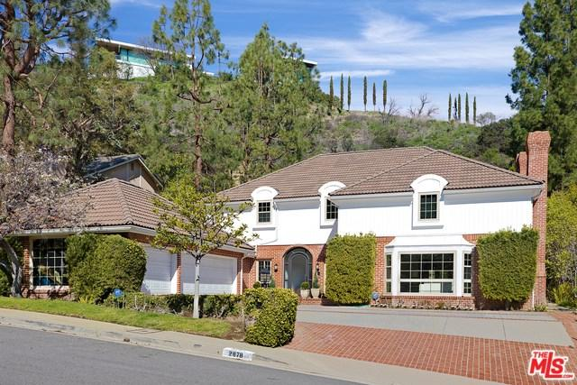 2878 Royston Place, Beverly Hills, CA 90210 (#19433256) :: DSCVR Properties - Keller Williams