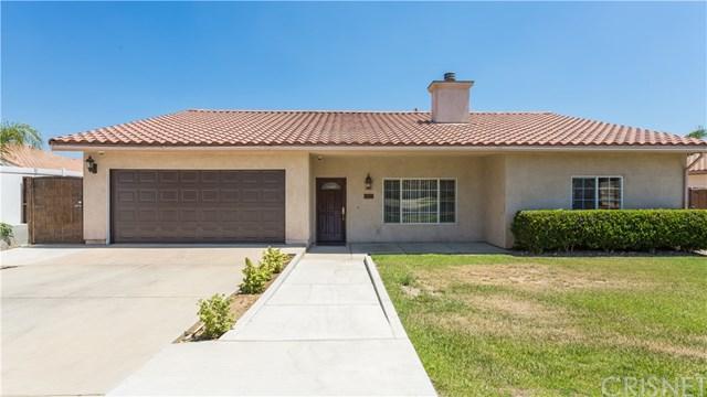 12946 Hagar Street, Sylmar, CA 91342 (#SR19036078) :: The Laffins Real Estate Team