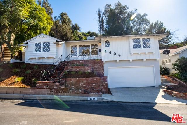 4406 Don Diablo Dr Drive, Los Angeles (City), CA 90008 (#19434408) :: Team Tami