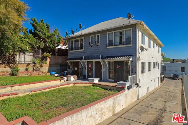 3362 Jeffries Avenue, Los Angeles (City), CA 90065 (#19434714) :: The Laffins Real Estate Team
