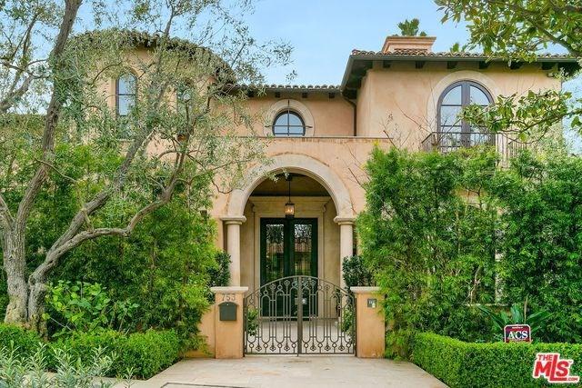 753 Chapala Drive, Pacific Palisades, CA 90272 (#19434332) :: PLG Estates