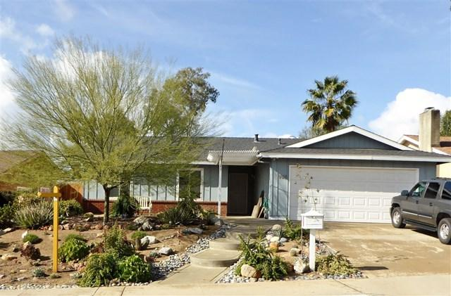 9968 Delia Lane, Santee, CA 92071 (#190009017) :: The Laffins Real Estate Team