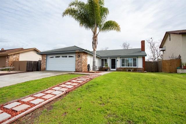 4567 Big Sur St, Oceanside, CA 92057 (#190009016) :: The Laffins Real Estate Team