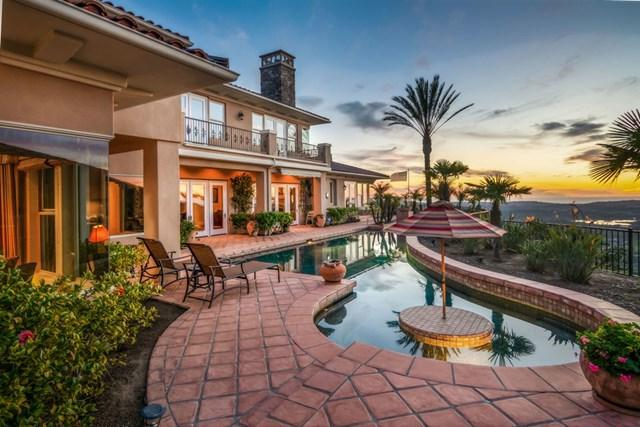 17828 Punta Del Sur, Rancho Santa Fe, CA 92067 (#190009011) :: The Laffins Real Estate Team