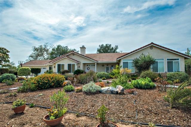 1991 Sloan Drive, Fallbrook, CA 92028 (#190009048) :: The Laffins Real Estate Team
