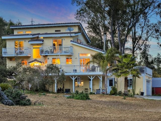 9237 Harmony Grove, Escondido, CA 92029 (#190009049) :: The Laffins Real Estate Team