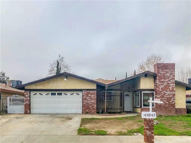 44843 Hanstead Avenue, Lancaster, CA 93535 (#AR19036202) :: Team Tami