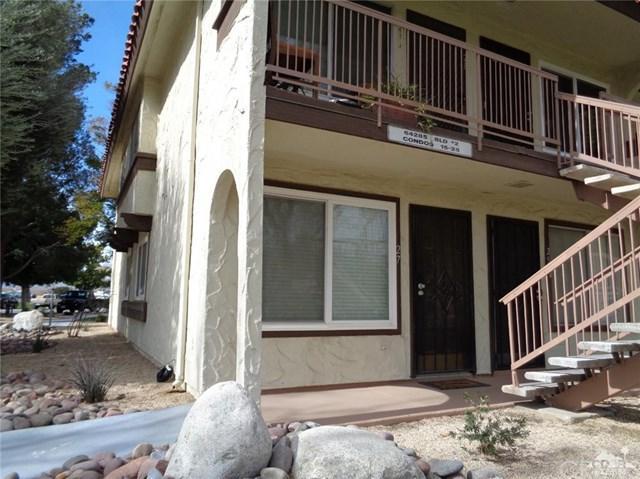 64285 Spyglass #27 Avenue #27, Desert Hot Springs, CA 92240 (#219005161DA) :: Brandon Hobbs Group