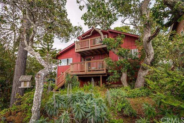 1740 Dreydon Avenue, Cambria, CA 93428 (#SC19036266) :: Heller The Home Seller