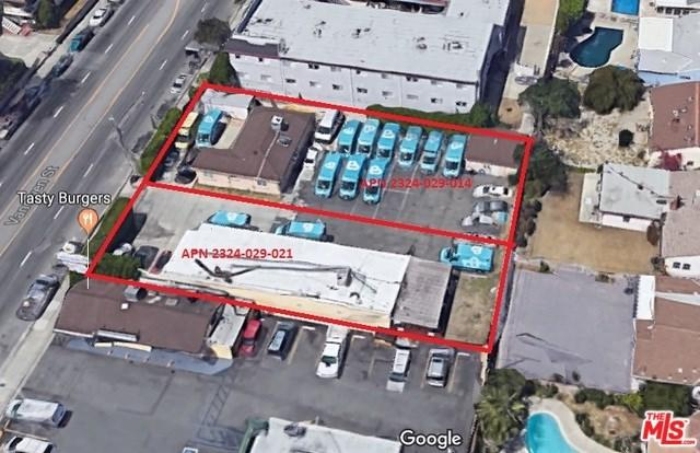 12531 Vanowen Street, Los Angeles (City), CA 91605 (#19435304) :: Team Tami