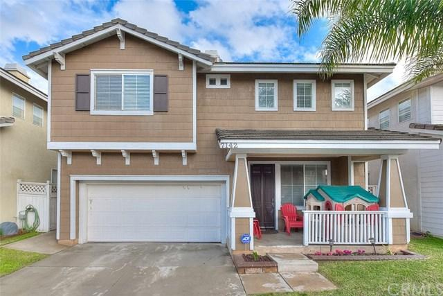 7142 Blossom Court, Pico Rivera, CA 90660 (#CV19036335) :: The Laffins Real Estate Team