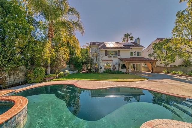 25513 Longfellow Place, Stevenson Ranch, CA 91381 (#SR19036493) :: Go Gabby