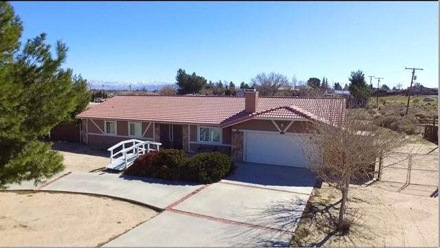 15006 Tuscola Road, Apple Valley, CA 92307 (#510034) :: Go Gabby