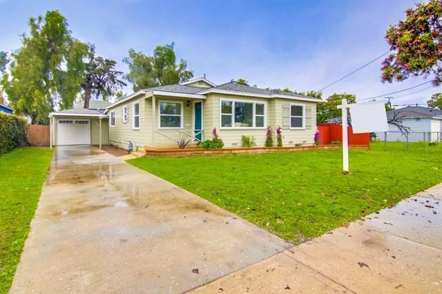 612 Elm Ave, Chula Vista, CA 91910 (#190009139) :: The Laffins Real Estate Team