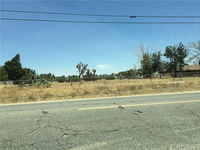 0 W Ave O And 26th Street West, Palmdale, CA 93551 (#SR19036612) :: The Marelly Group   Compass