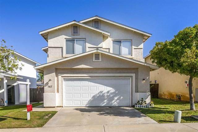 767 Nicholas Ln, El Cajon, CA 92019 (#190009159) :: The Laffins Real Estate Team