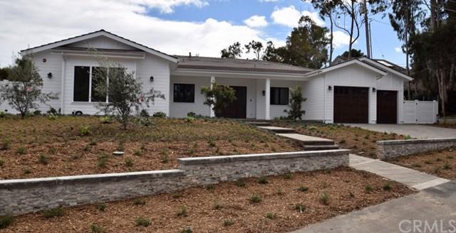 18 Empty Saddle Lane, Rolling Hills Estates, CA 90274 (#SB19036723) :: Millman Team