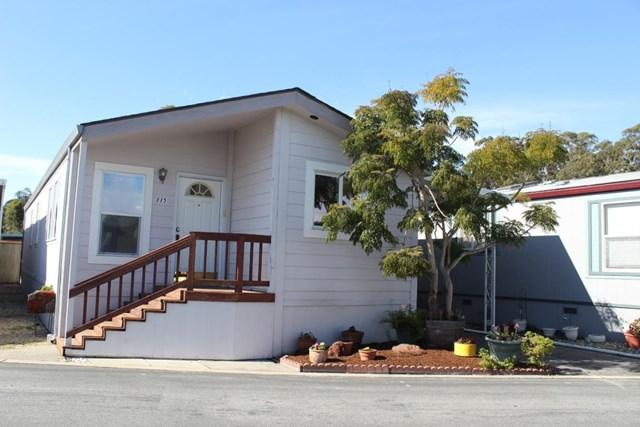 1555 Merrill Street #115, Santa Cruz, CA 95062 (#ML81739289) :: The Laffins Real Estate Team