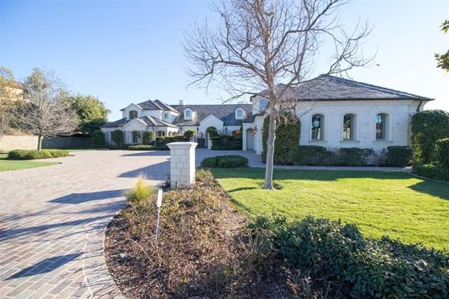 18311 Via Ambiente, Rancho Santa Fe, CA 92067 (#190009186) :: The Laffins Real Estate Team