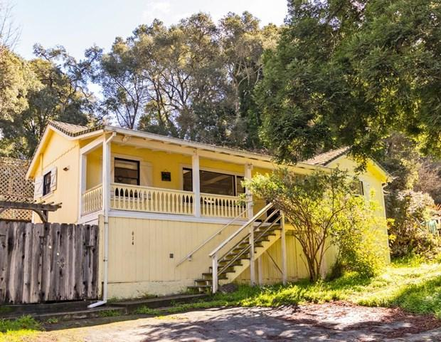 614 Nestora Avenue, Aptos, CA 95003 (#ML81739298) :: The Laffins Real Estate Team