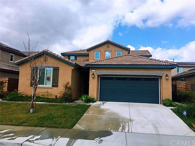 15366 Parsley Leaf Place, Fontana, CA 92336 (#CV19036852) :: Cal American Realty