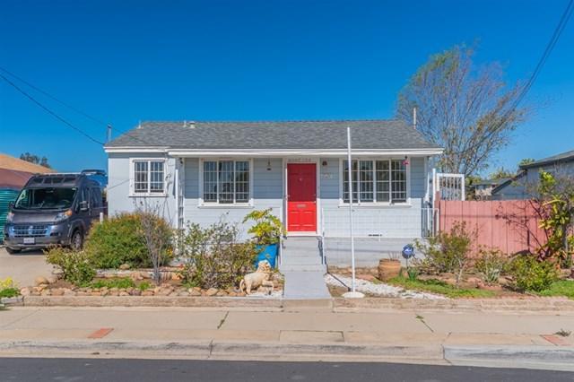 6626 Goodwin St, San Diego, CA 92111 (#190009212) :: The Najar Group