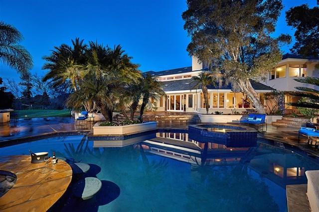 4760 La Noria, Rancho Santa Fe, CA 92067 (#190009221) :: McLain Properties