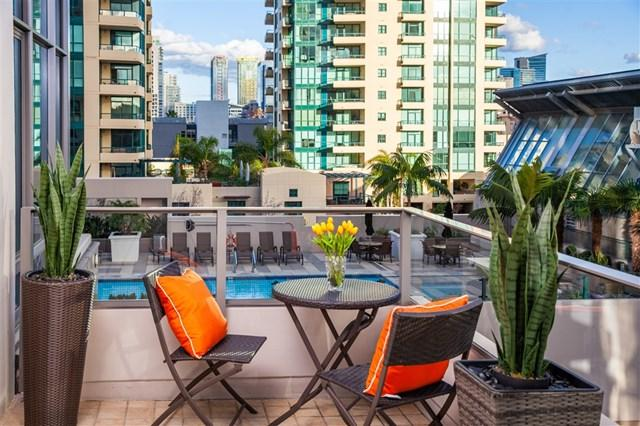 550 Front St #301, San Diego, CA 92101 (#190009274) :: Beachside Realty