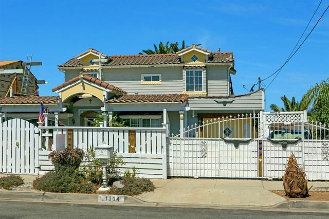 1304 Langford St, Oceanside, CA 92058 (#190009310) :: Blake Cory Home Selling Team