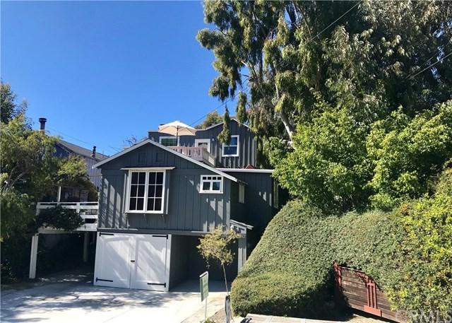 742 Browncroft Road, Laguna Beach, CA 92651 (#LG19037271) :: The Danae Aballi Team
