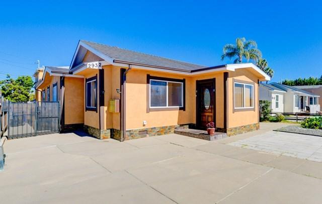 2930 Suncrest Dr, San Diego, CA 92116 (#190009353) :: OnQu Realty
