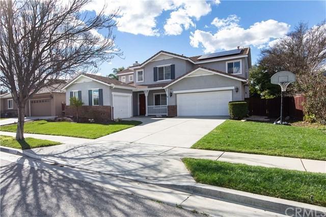 33625 Marigold Lane, Murrieta, CA 92563 (#SW19037938) :: Blake Cory Home Selling Team