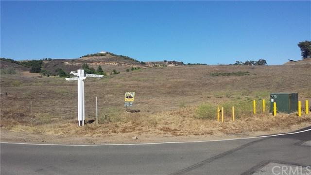 0 Avenida La Cresta/Sierra Maria, Murrieta, CA 92562 (#SW19038172) :: Blake Cory Home Selling Team