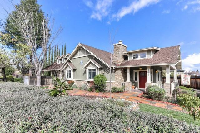 16717 Chirco Drive, Los Gatos, CA 95032 (#ML81739529) :: The Darryl and JJ Jones Team