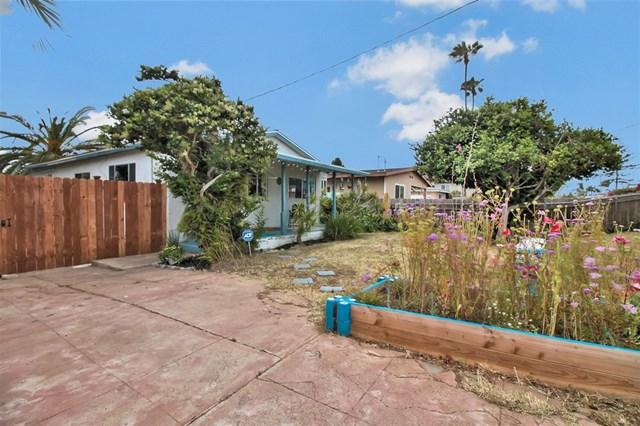 829 11Th St, Imperial Beach, CA 91932 (#190009519) :: The Najar Group