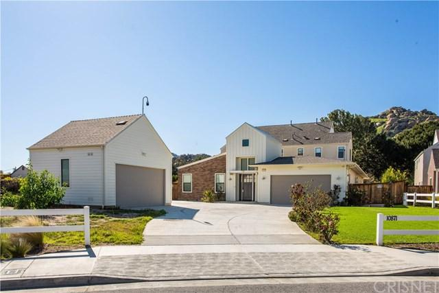 10871 Bee, Chatsworth, CA 91311 (#SR19038710) :: The Brad Korb Real Estate Group